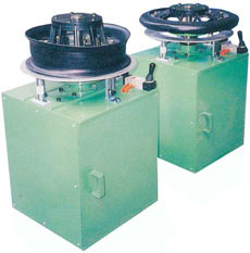LINER CLOTHES WINDING MACHINE, POST CURE INFLATOR ( PCI )